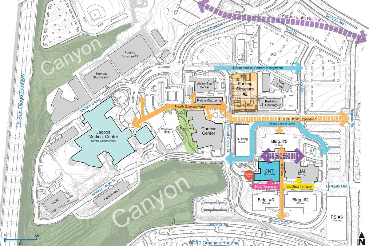 UCSD Center for Novel Therapeutics | landLAB