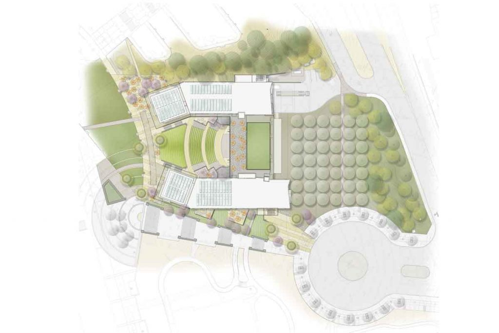 2010 1101 CSU SM Site Plan PH I