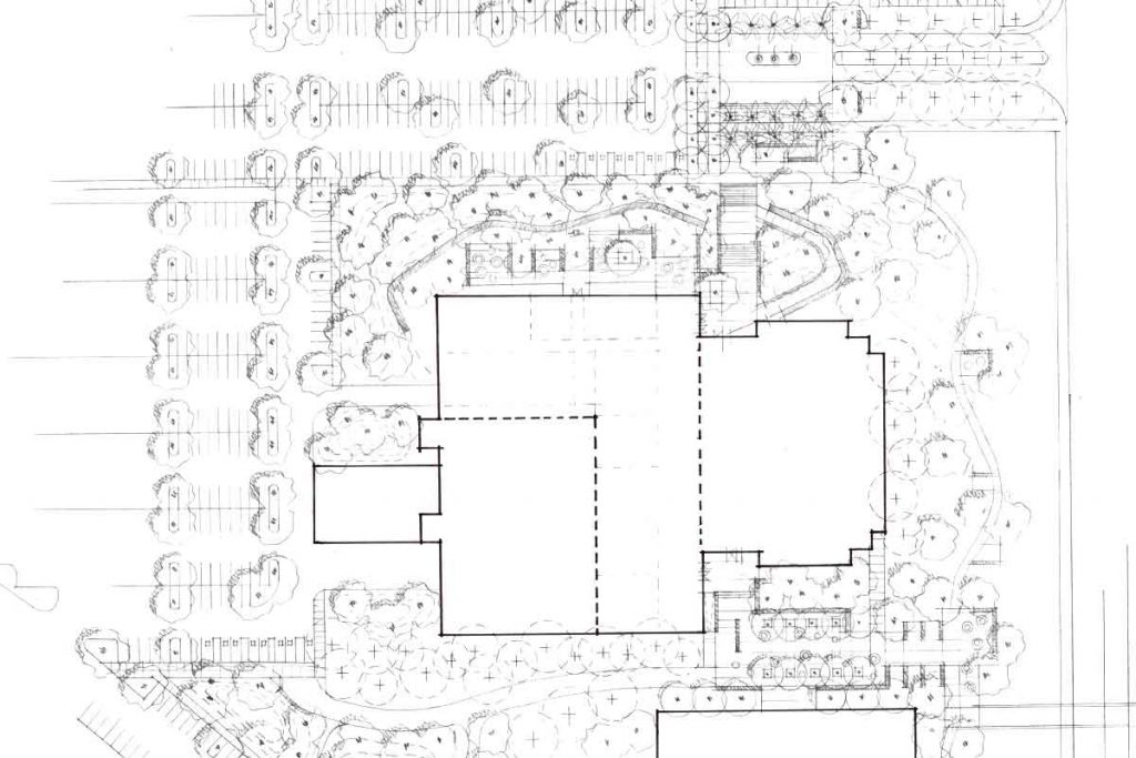 2014 0701 SCE Conference Center Site plan