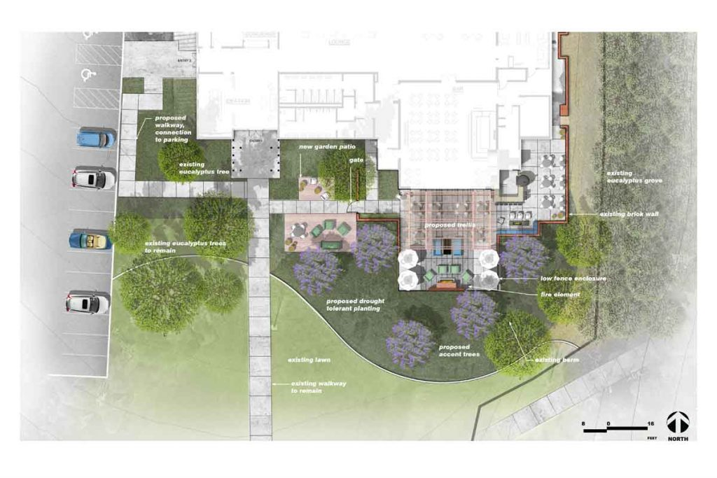2015 0623 UCSD Faculty Club Plan Rendering